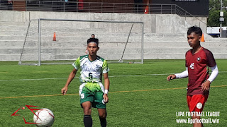 Green Stallions routed Real Baraco, 6-1, in the other Division I match.