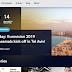 ESC2019: Revelada nova imagem do site oficial do Festival Eurovisão