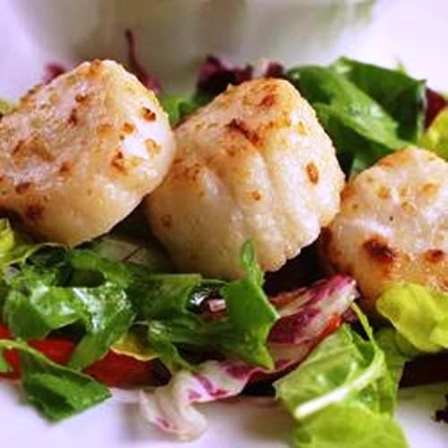 The Bestest Recipes Online Broiled Scallops