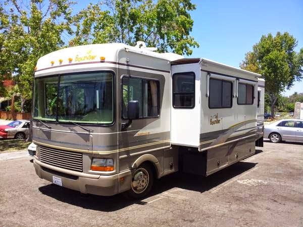 used rvs for rent rv class a fleetwood bounder for sale by owner. Black Bedroom Furniture Sets. Home Design Ideas