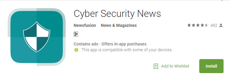 Best Android App For Cyber Security News You Must Know