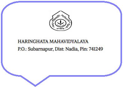Haringhata College