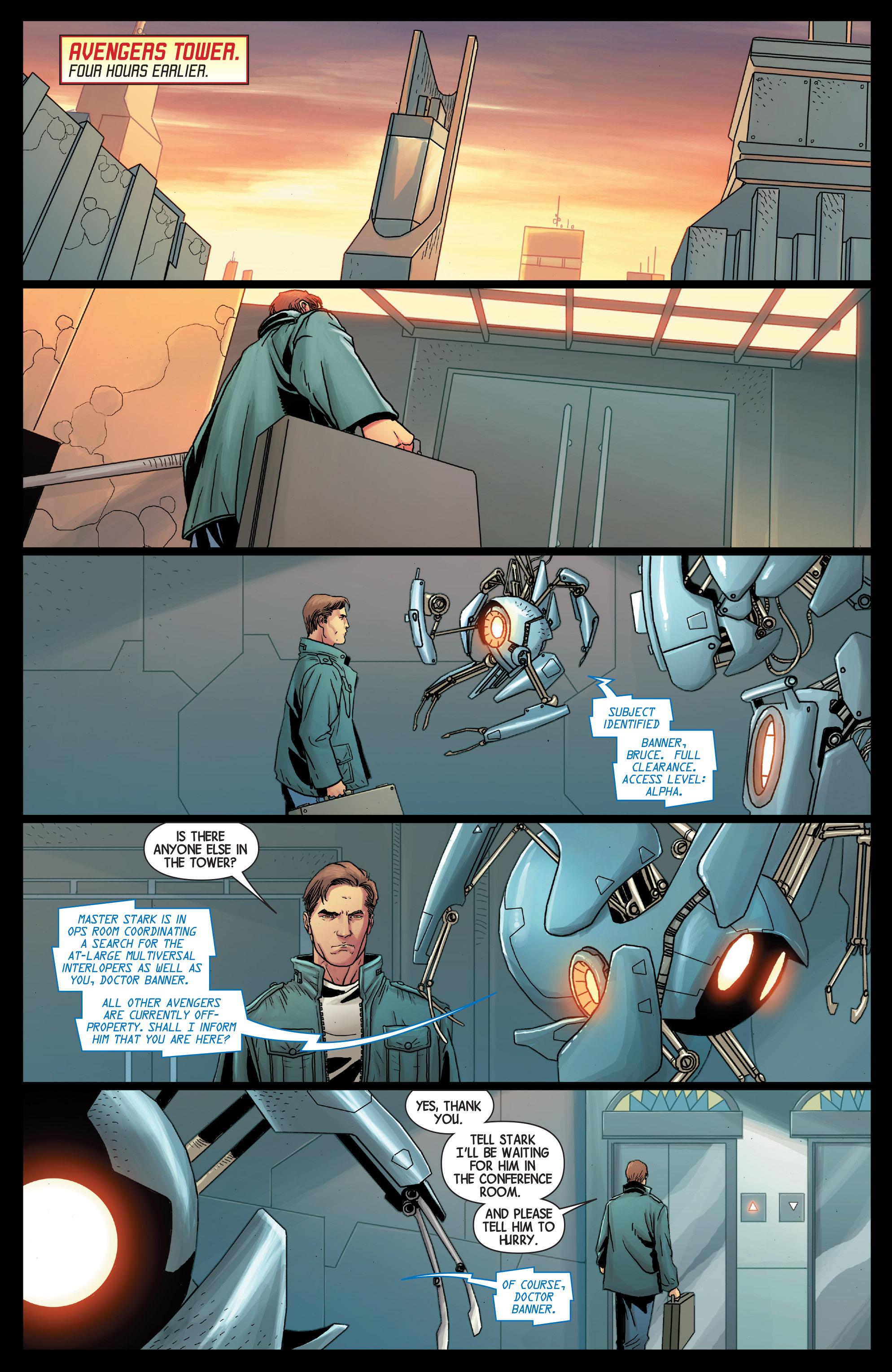 Read online Avengers (2013) comic -  Issue #Avengers (2013) _TPB 5 - 137