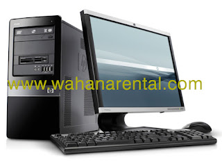pusat sewa rental komputer di Bali, sewa pc all in one Bali
