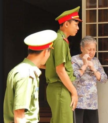 vietnamese woman death sentence