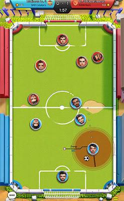 Download Total Soccer MOD APK v1.5.5 Full Hack Android Update Terbaru 2017