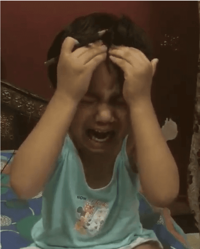Indian girls experiences domestic abuse from her own mother.