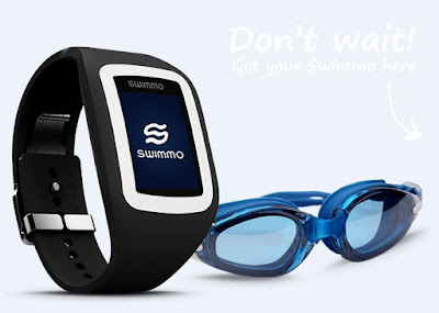Smart Gesture Controlled Gadgets - Swimmo