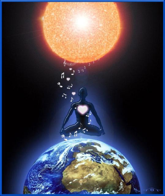 Mágico Despertar Meditación Del Solsticio De Verano