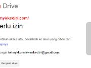 Cara Agar File Googledrive Bisa Didownload