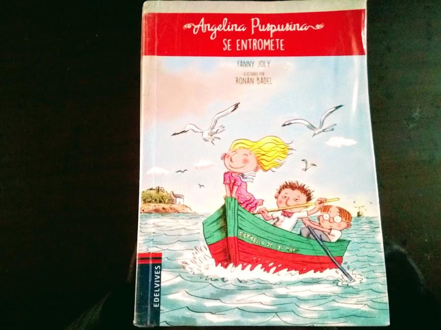 Colección Angelina Purpurina