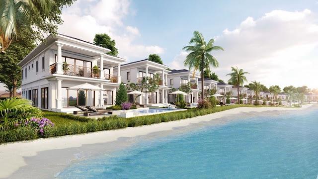 biệt thự biển tuyệt đẹp tại quần thể sunny villa