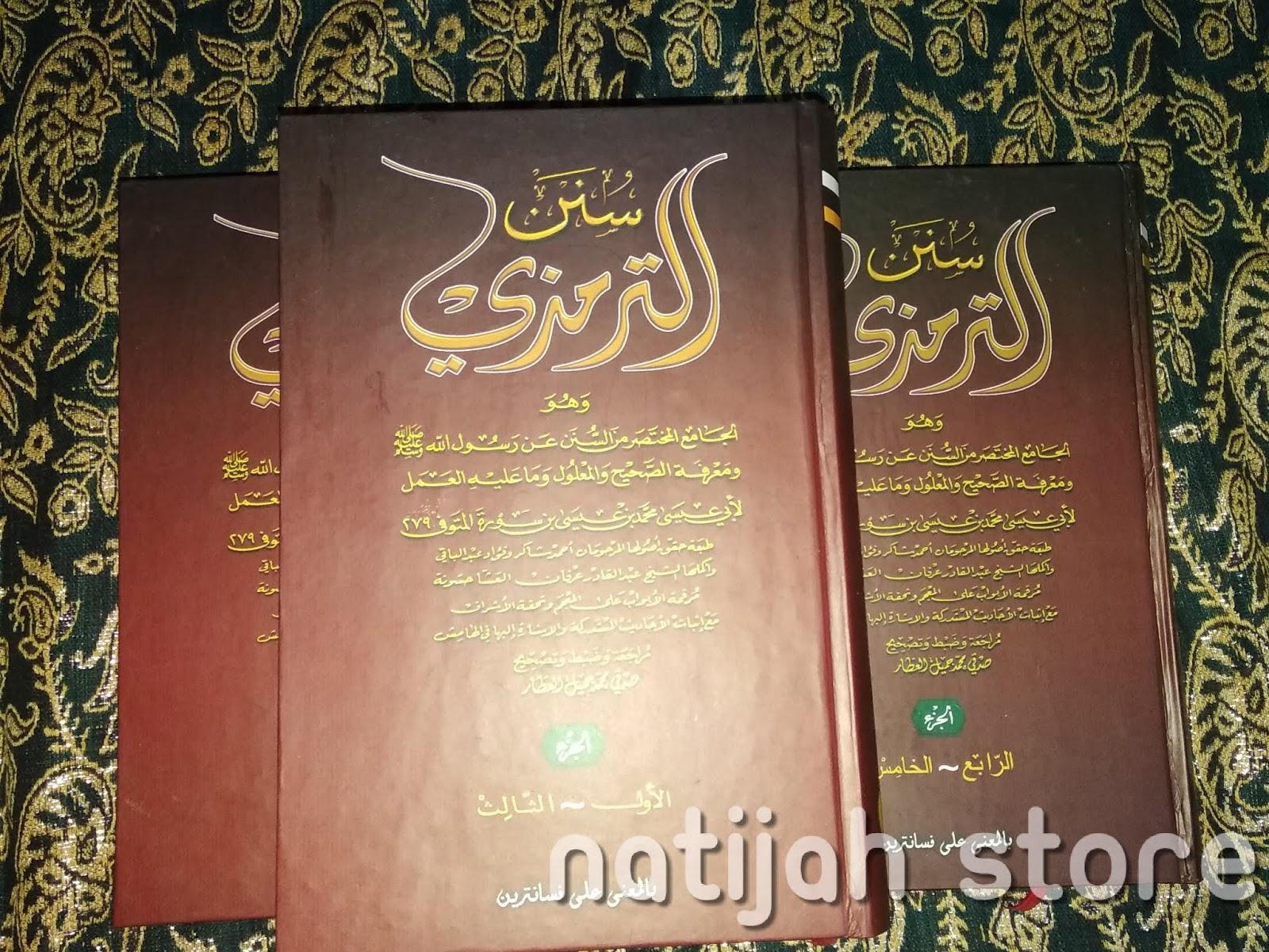 Kitab Hadits Sunan Turmudzi