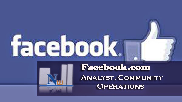 Facebook com :Analyst and Community Operations ~ Government