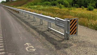spesifikasi guardrail