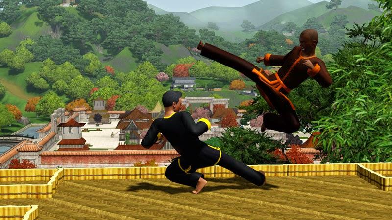 The Sims 3 Rajska Wyspa Ubrania Fryzury I Inne Rzeczy