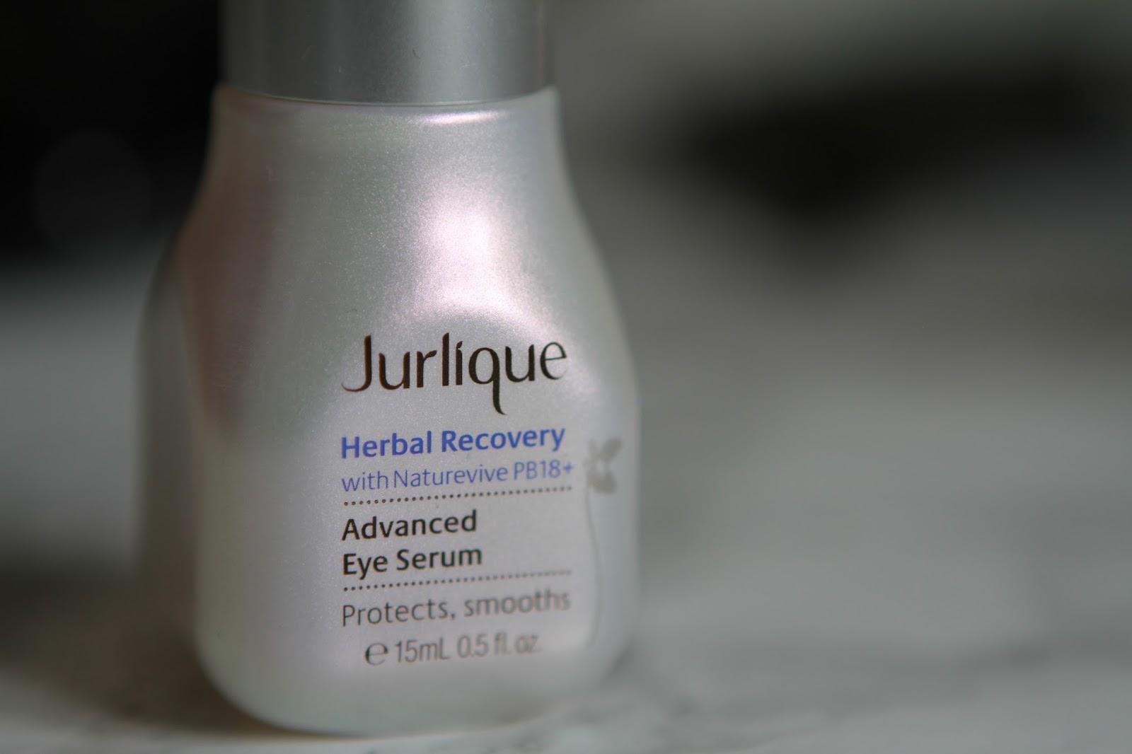 Jurlique Herbal recovery eye serum