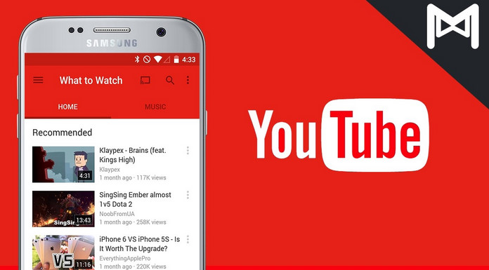 cara download youtube iphone 5s