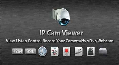 Zoneminder Ip cam viewer Android
