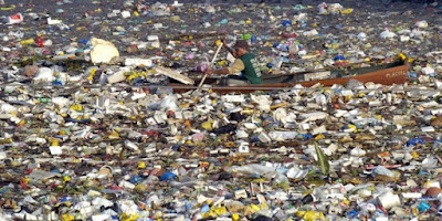 We forget that plastic is not the only bad thing