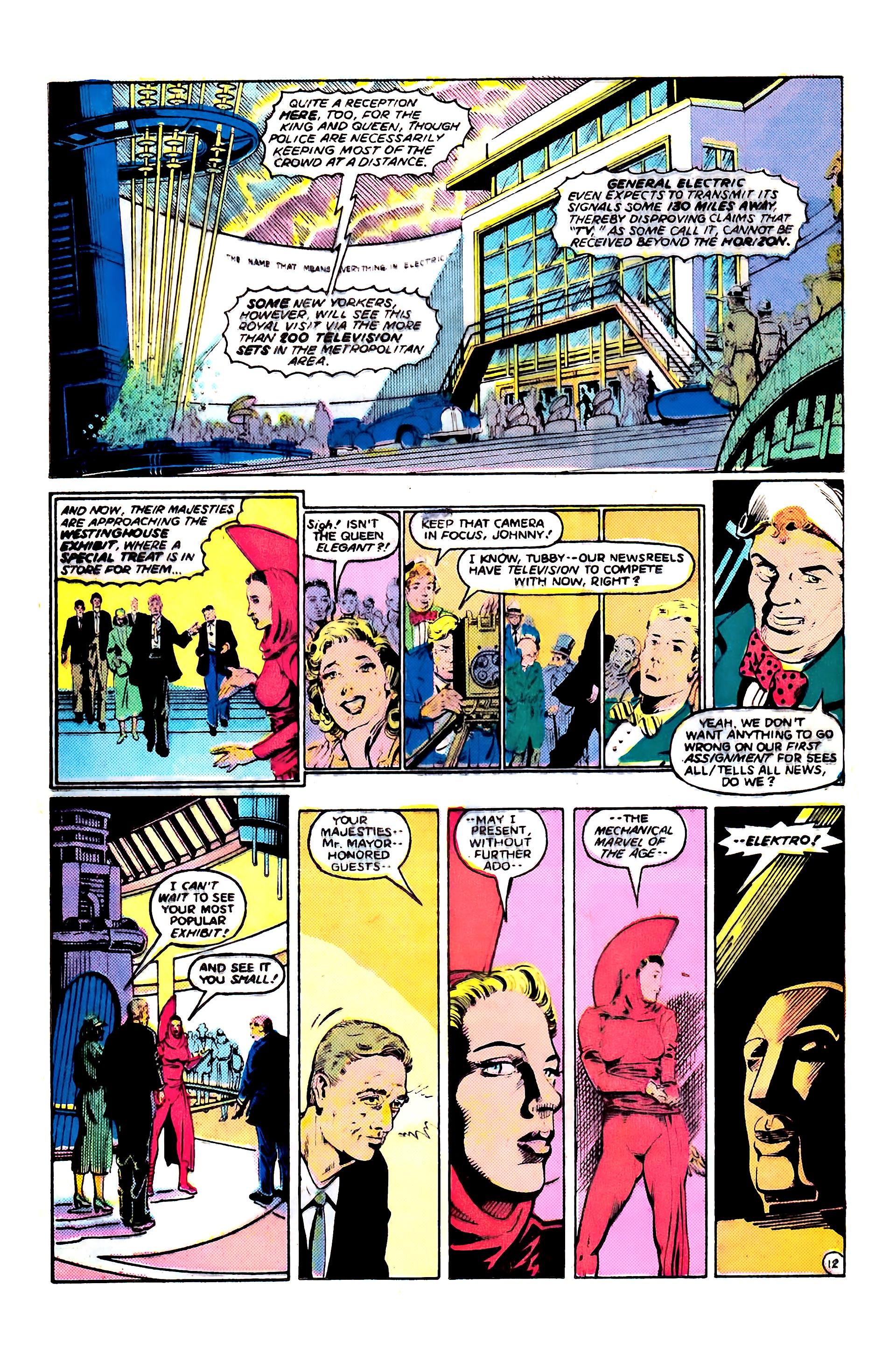 Read online Secret Origins (1986) comic -  Issue #7 - 36