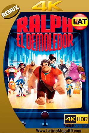 Ralph, El Demoledor (2012) Latino Ultra HD BDRemux 2160P ()