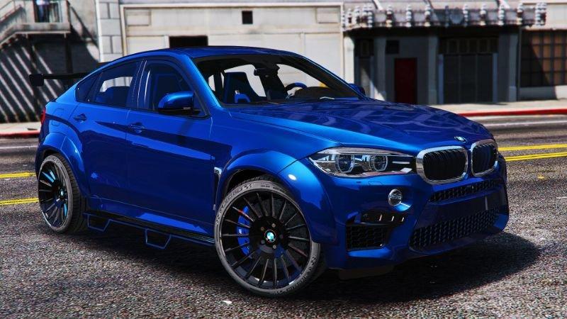 GamesMods17 : BMW X6M F16 Breitbau [Add-On   Tuning] [OIV] GTA5