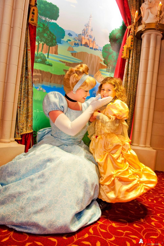rencontre princesse disneyland