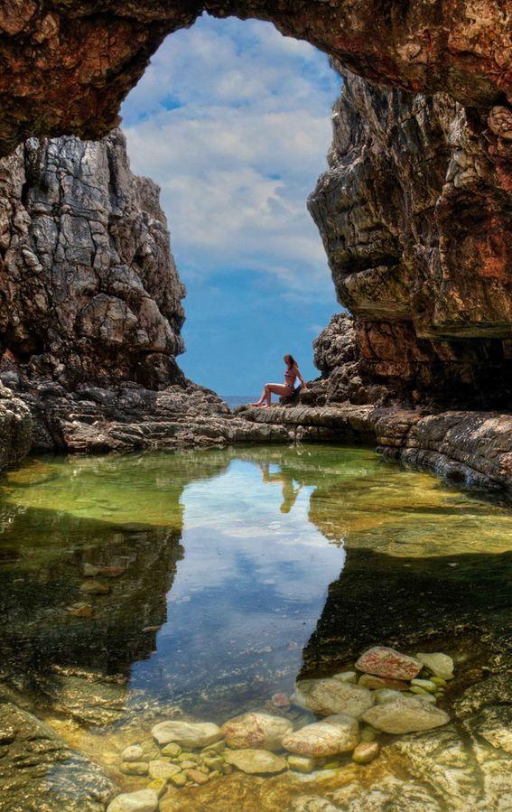Regulation D Fund - Lokrum Island, Dubrovnik, Croatia