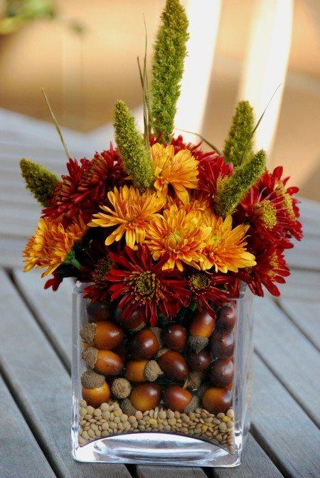 Осенние букеты и некоторые секреты их изготовления и сохранения http://prazdnichnymir.ru/