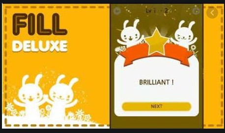 Fill Deluxe VIP Apk Free on Android Game Download