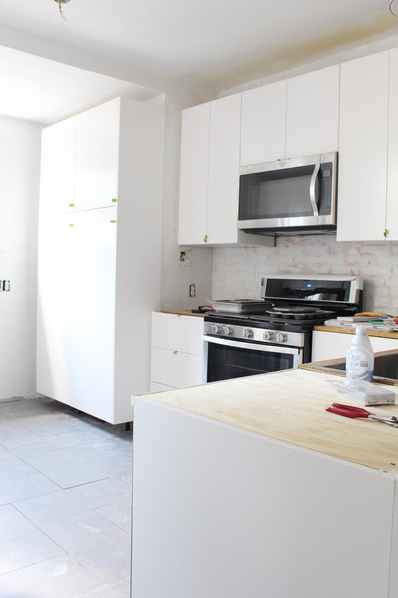 Kitchen Renovation: Demolition + Putting It Back Together