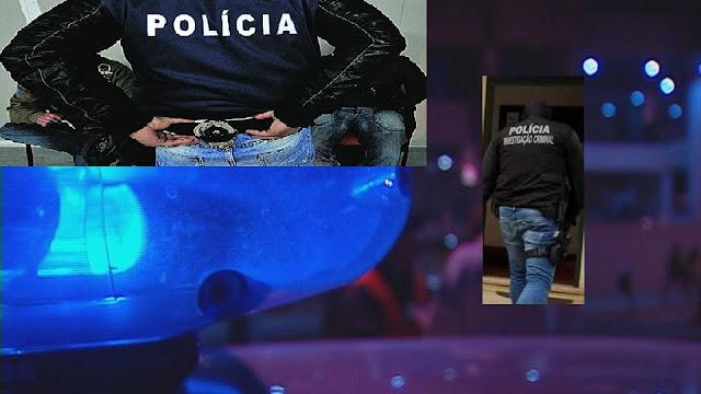 PSP captura gang que fez refém em ataque nocturno a moradia no Monte Estoril