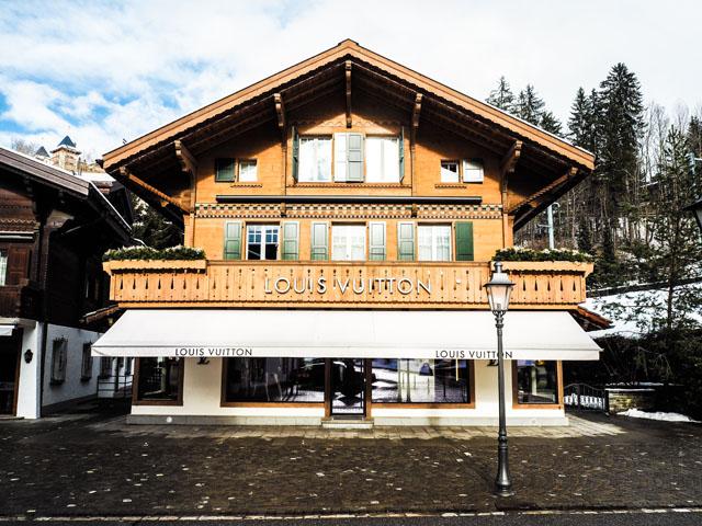 Louis Vuitton Gstaad