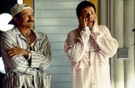 Robin Williams en Una jaula de grillos