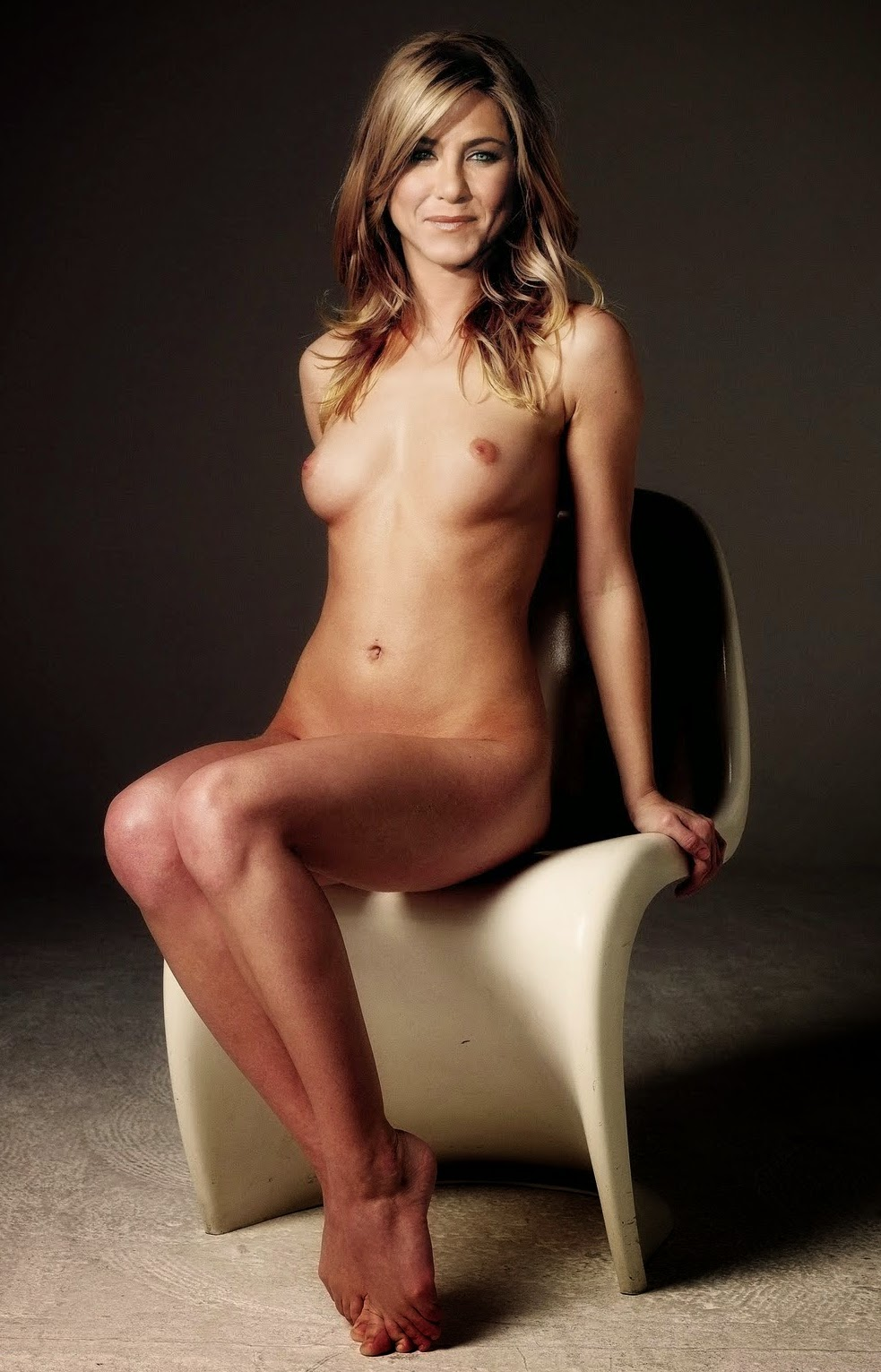 Aniston jennifer nude pic