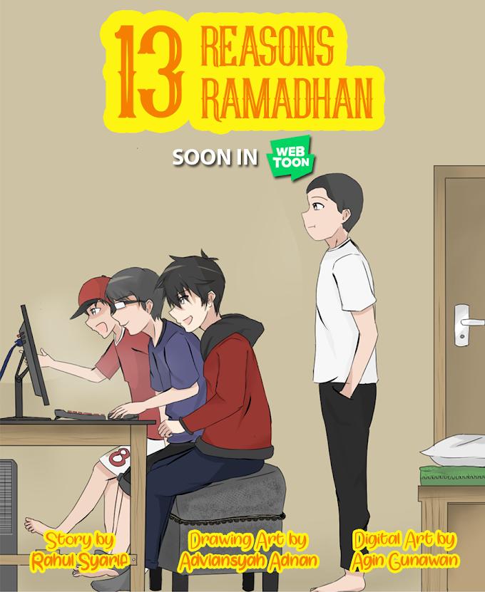 13 Alasan Ramadhan