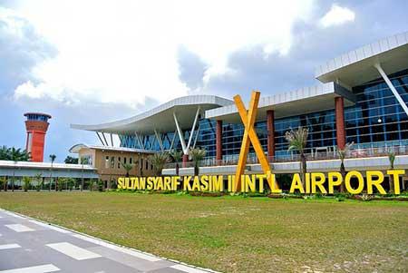 Cara Menghubungi Bandar Udara Internasional Sultan Syarif Kasim II