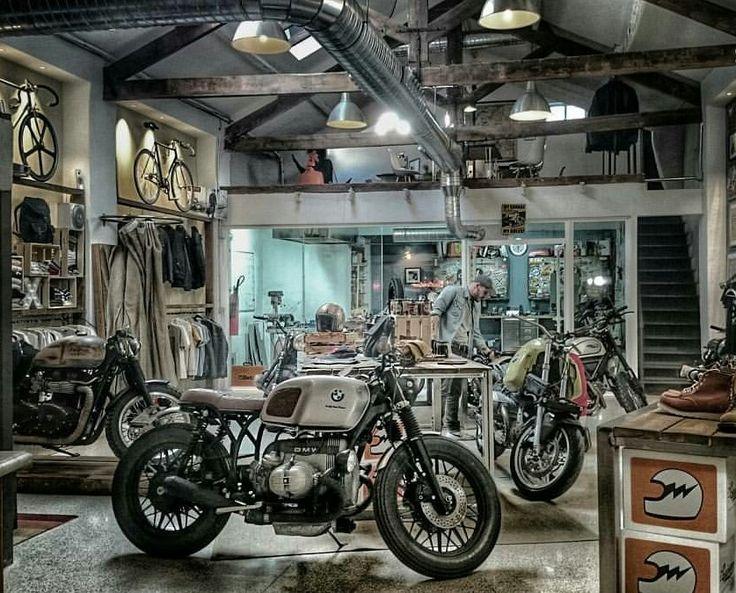 Dd motorcycles motorcycle garage - Garage moto bmw belgique ...