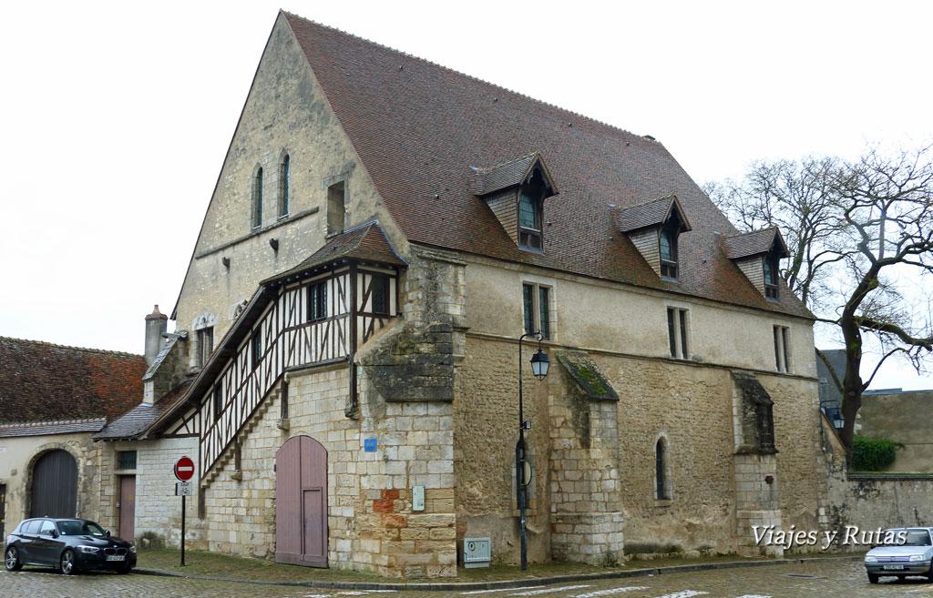 Granero del Diezmo, Bourges