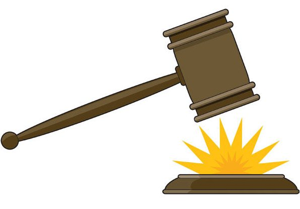 بحث قانوني حول النطق بالحكم