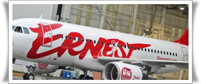 pareri oferte bilete ernest airlines zboruri low cost iasi italia