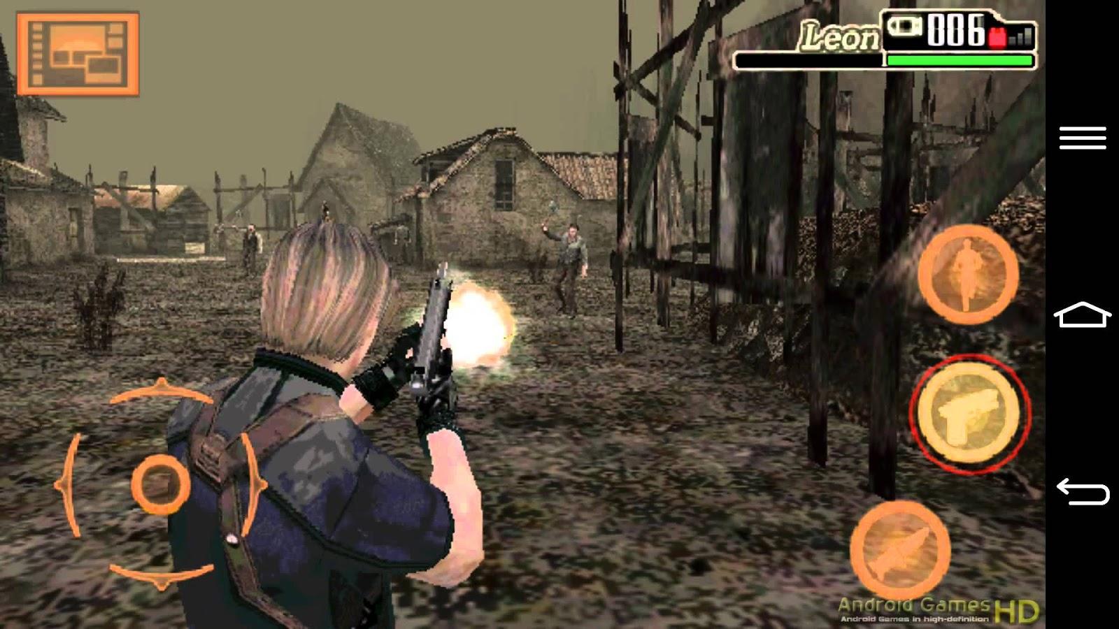 Resident Evil 4 v5 0, 5 1 - Gaming Point