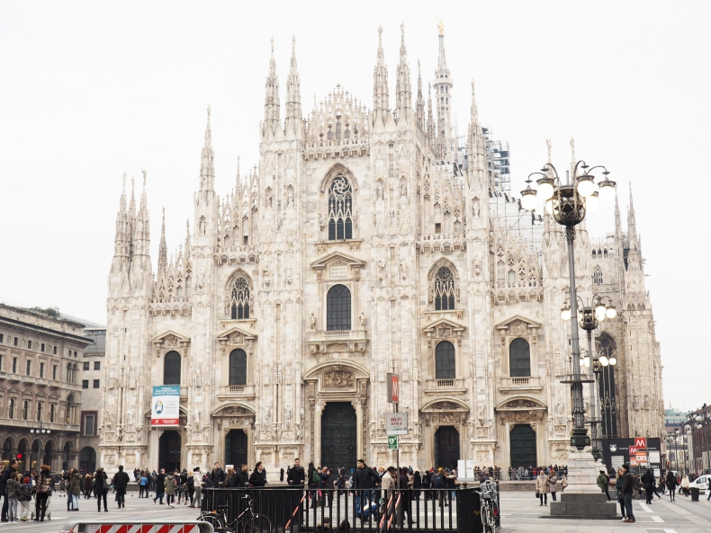 How to spend 2 days in Milan what to do in milan best things in Italy blogger in Milan MFW 16