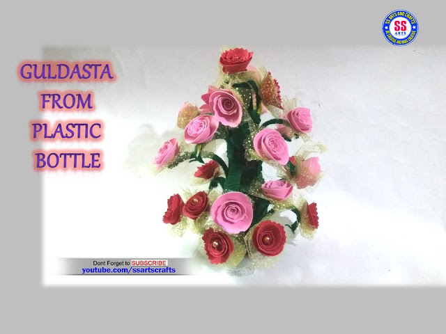 Here is plastic bottle crafts,how to make foam flower guldasta,foam flowers ,how to decorated room from plastic bottle,plastic bottle room decor ideas,best out of waste from plastic bottle,foam roses,how to make guldasta from foam flowers,plastic bottle wall decor ideas,plastic bottle living room decoration,recycled plastic bottle crafts,how to make Guldasta from plastic bottle and foam flowers