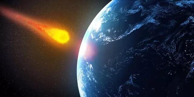 Την Δευτέρα το βράδυ η Γη απέφυγε την καταστροφή!!! video