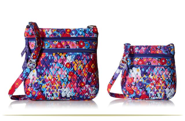 Vera Bradley Mother-Daughter Crossbody Bags     9 Cool Things