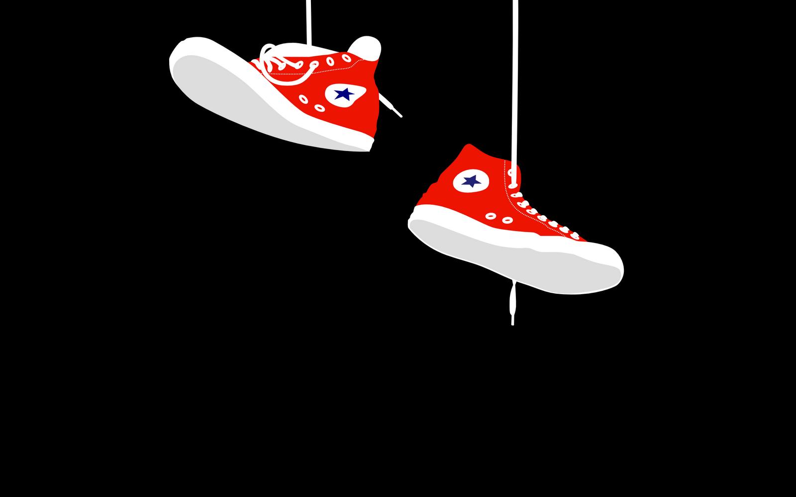 Converse All Star HD Logo Wallpapers | Desktop Wallpapers
