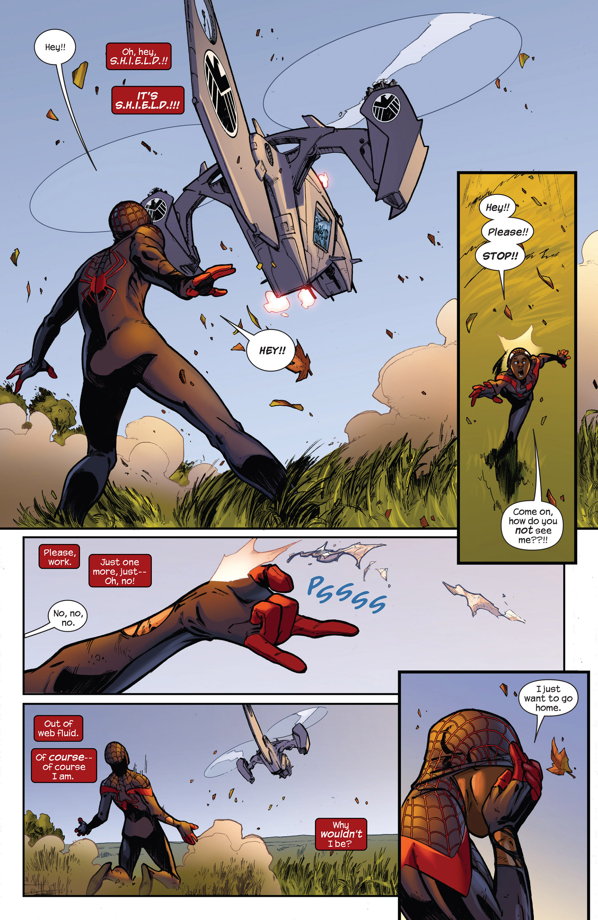Read online Ultimate Comics Spider-Man (2011) comic -  Issue #17 - 5