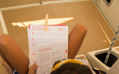 i compiti per le vacanze